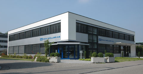 Headquarters in Allschwil